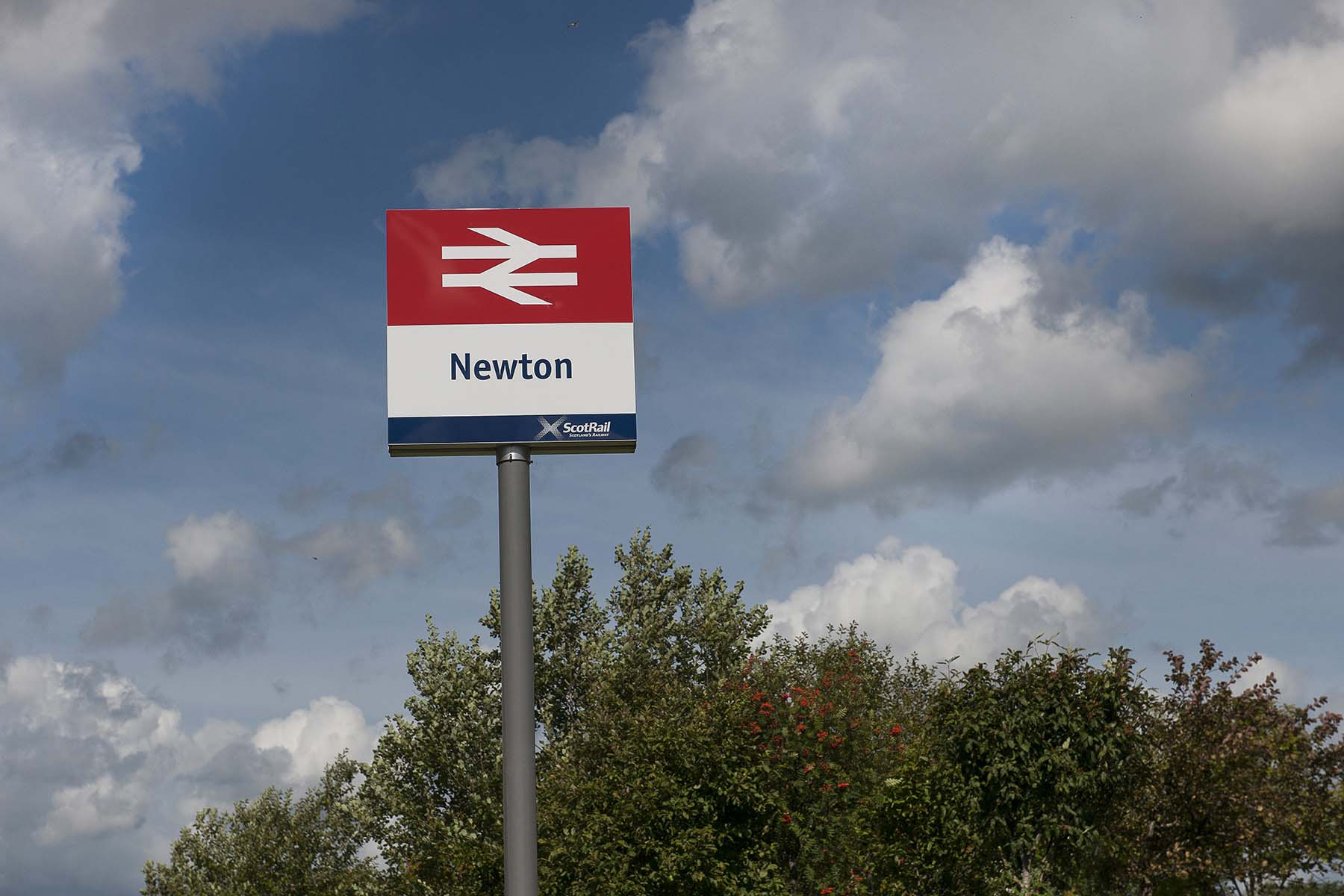 Newton Train Station (1)